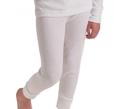 fb34704e30f3 1,2X Unisex Children Girls Boys Kids Thermal Underwear Long John Full draz  Warm Vest: Amazon.co.uk: Clothing