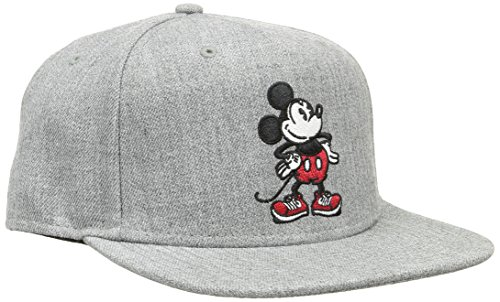 VANS - Vans Hat - Mickey Mouse Snapback - Gray - One Size - Buy Online in  Oman.  c563667acd53