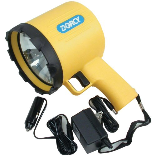 DORCY 41-1097 1 Million Candle Power Rechargeable Spotlight electronic consumer ()