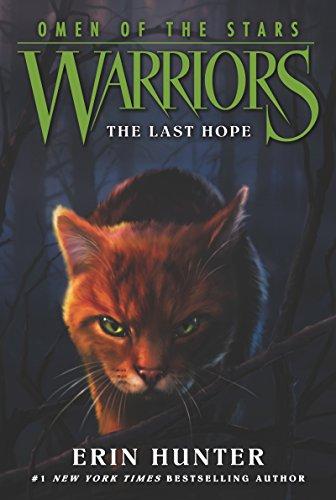 Warriors: Omen of the Stars #6: The Last -