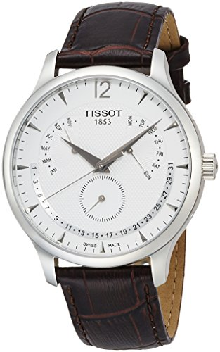 Tissot Mens Perpetual Calendar Tradition Watch T063.637.16.037.00