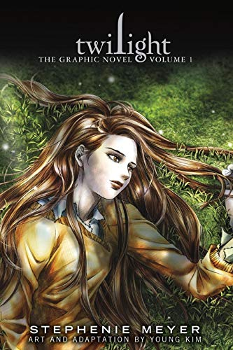 Twilight: The Graphic Novel Vol. 1 (The Twilight Saga) (Twilight Books Kindle)