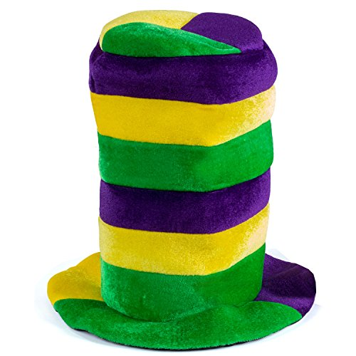 Funny Party Hats Mardi Gras Hat...
