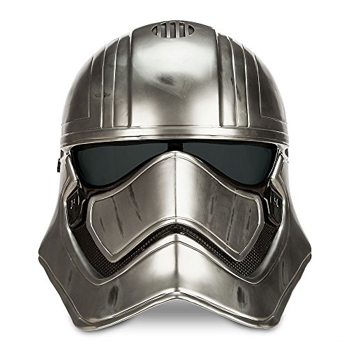 Star Wars Captain Phasma Voice Changing Mask - Star Wars: The Force Awakens -