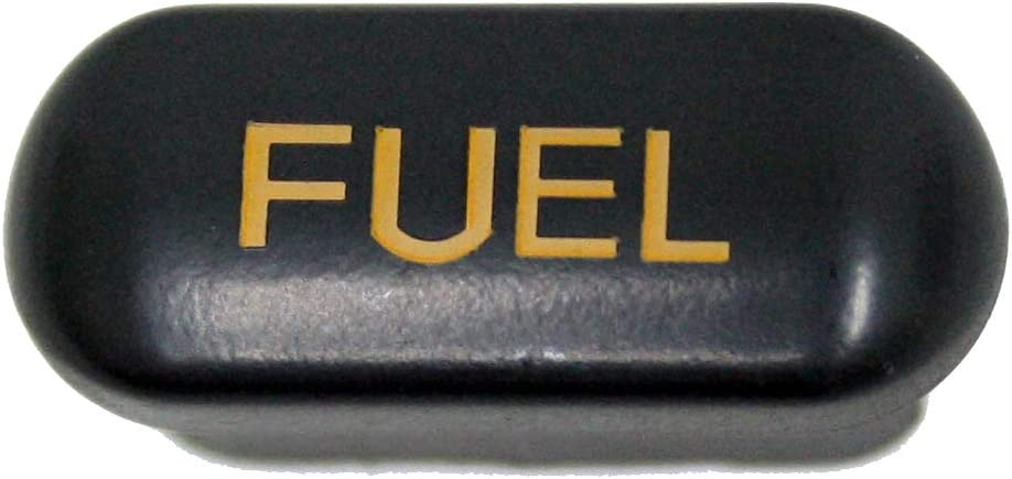 Keen Parts C4 Corvette Fuel Button on Dash