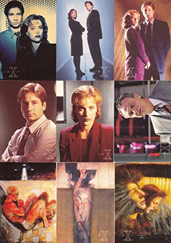 THE X-FILES SEASON 1 ONE 1995 TOPPS COMPLETE BASE CARD for sale  Delivered anywhere in USA