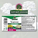 Nature's Answer Yarrow Flowers with Organic