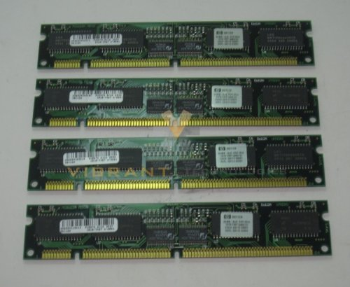 HP Inc. 256 MB (4X64MB) 50 NS ECC EDO ()