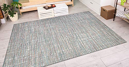 Couristan Cape Falmouth Indoor/Outdoor Area Rug, 5'3