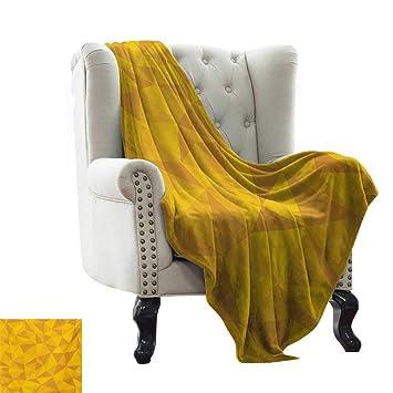 Amazon.com: LsWOW - Manta de movimiento amarilla, diseño ...