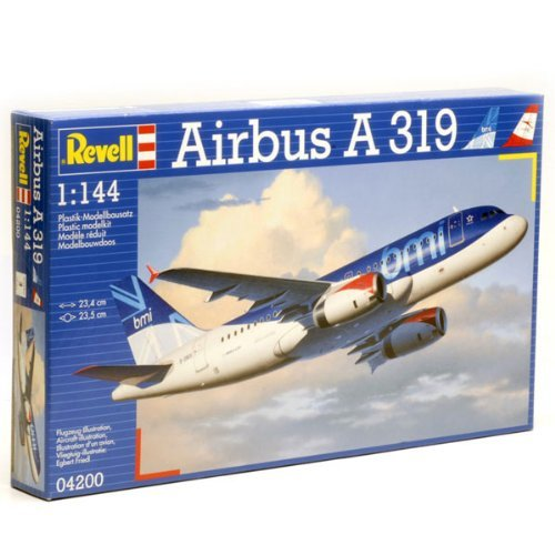 Revell 1/144 Airbus A319 bmi/Austrian Airlines