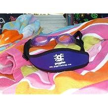 Gogglies Swim Goggles with Strap for Kids