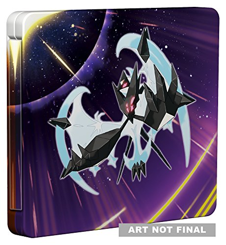 Pokémon Ultra Sun and Ultra Moon Steelbook Dual Pack - Nintendo 3DS by Nintendo (Image #2)