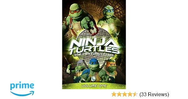 Amazon.com: Ninja Turtles: The Next Mutation, Vol.1: Jarred ...