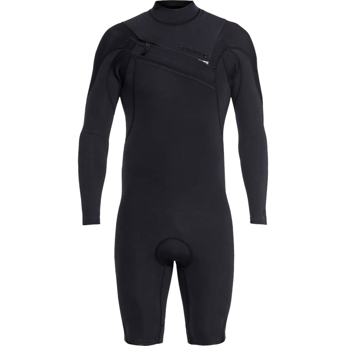 Quiksilver Highline Limited 2/2mm Men's Full Wetsuits - Black/Medium