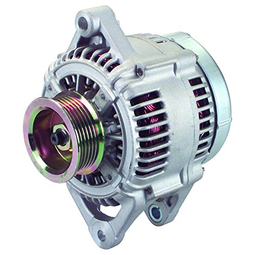 Parts Player New Alternator For Dodge Grand Caravan & Country Voyager 1996-00 3.0 3.3 3.8 (1999 Plymouth Voyager Alternator)