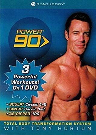 tony horton power 90 - 5