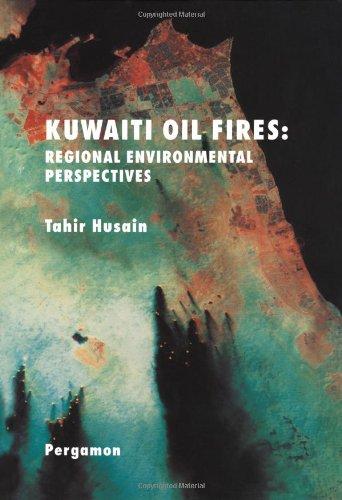 Kuwaiti Oil Fires: Regional Environmental -