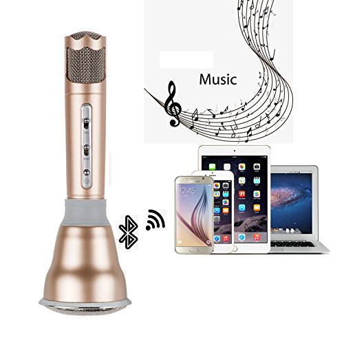 Wireless Bluetooth Microphone Smartphone Shovan