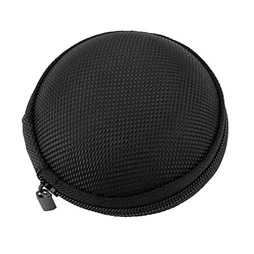 OUTEYE Mini Zubehör Tasche Für Kabel Kopfhörer Etui Case Nylon Hülle Speicherkarten