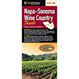 Search : Napa - Sonoma Wine Country Guide Fold Map