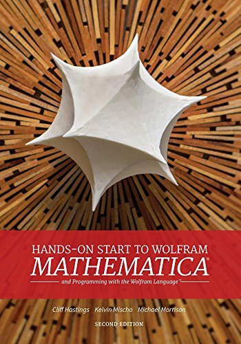 Hands-On Start to Wolfram Mathematica: And Programming with the Wolfram Language (Processing Program compare prices)