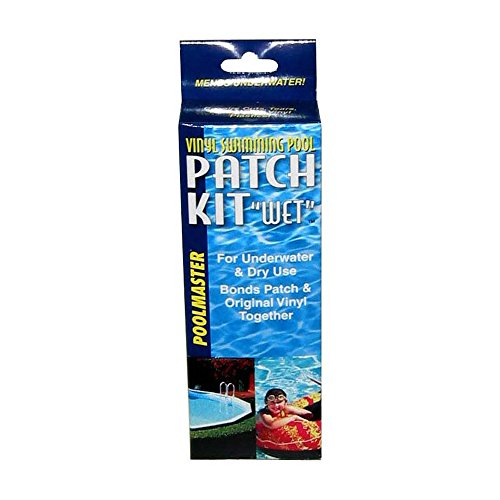Poolmaster 30280 Pool Patch Kit Wet for Swimming Pools, 2 oz (Inground Liners Pool)