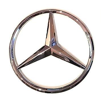 Mercedes-Benz Estrellas Grill W204 Clase C W207 Clase E W463 G W245 Clase B W639 Viano A2078170016: Amazon.es: Coche y moto