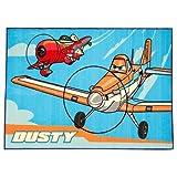 Disney's Planes Nylon Room Rug, 4'6″ X 3'9″