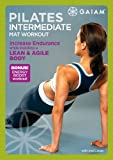 Pilates Intermediate Mat Workout