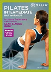 Get back to basics with this revolutionary exercise regime based on the Pilates' method defined by health and fitness pioneer Joseph Pilates. This intermediate volume pushes the concept of developing a strong core and improves posture by stre...