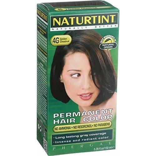 NATURTINT HAIR COLOR,4G,GLDN CHSTNT, 5.28 FZ