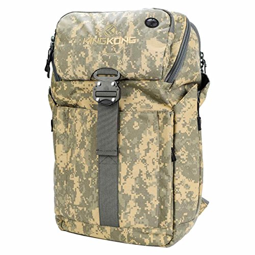 King Kong Backpack II - Large 1000D nylon, digital camo