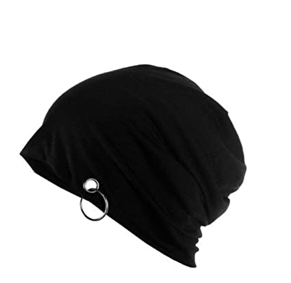 Buy Saifpro Beanie Cap with Ring Thin Fall Hat for Men and Women Online at  Low Prices in India - Amazon.in 92b8f09592b