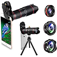 Phone Camera Lens, Best Keiyi 15X iPhone Camera Telephoto...