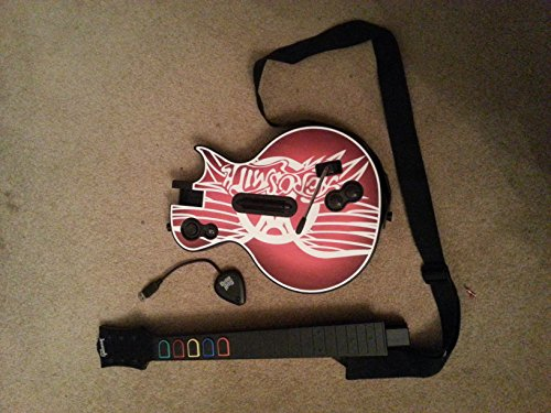Guitar Hero Aerosmith Special Edition Les Paul Wireless Guitar Controller for PS3 (Guitar Hero Aerosmith Ps3)