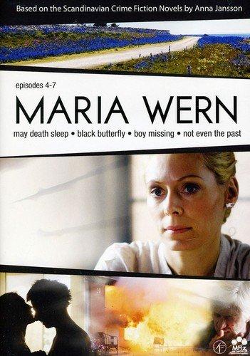 DVD : Maria Wern (Boxed Set, Subtitled, 3PC)