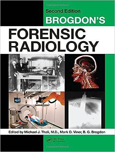 Téléchargements de podcasts gratuits Brogdon's Forensic Radiology, Second Edition (2011-01-10) PDF iBook