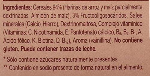 Blevit Plus 8 Cereales, Quinoa y Fruta - 300 gr