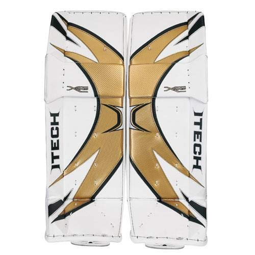 Itech 12.8 X-Wing Pro Goalie Leg Pads [Senior]