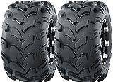 2 New WANDA Sport ATV Tires 18x9.5-8 4PR P311 - 10001