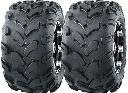 2 New WANDA Sport ATV Tires 18x9.5-8 4PR P311-10001