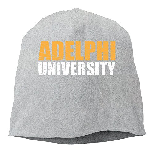 The Philadelphia Story Costumes (YUVIA Adelphi University Men's&Women's Patch Beanie SkiingAsh Caps For Autumn And Winter)