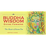 Buddha Wisdom Inspiration Cards - Divine Feminine: The Heart of Kwan Yin, 40 Colour Cards