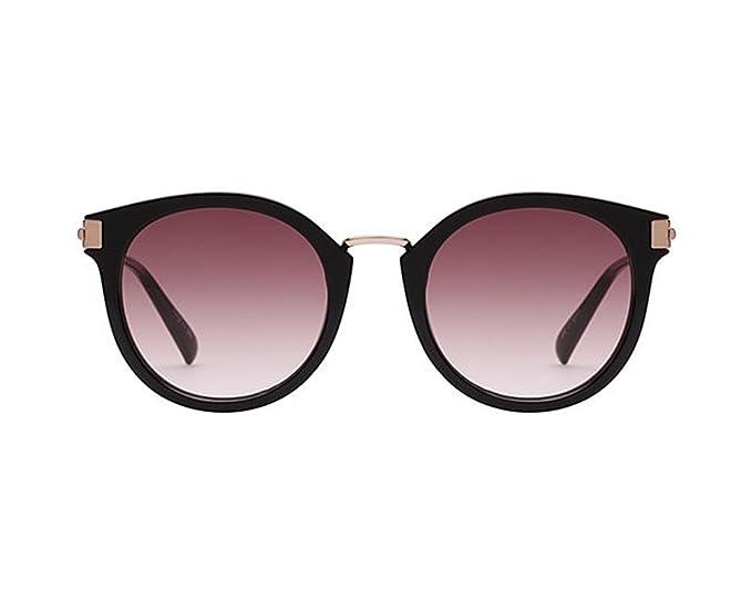 Le Specs Mujeres gafas de sol de último baile Negro única ...