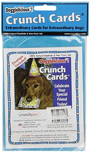 Picture of Crunchkins Edible Crunch Card, Bark Bucks