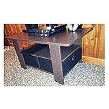 Coffee Table with Drawers Plans Modern CoffeeTablewithDrawers Bins Industrial Farmhouse Rustic Mini Storage Organizer Shelf Vintage & eBook by OISTRIA