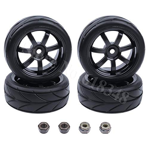 Part & Accessories RC 1/10 On Road Car Tires & Wheel Rim Rubber Tyre For Redcat Racing Lightning EPX Pro Electric STR Nitro - (Color: Type 2365) ()