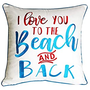 51xpjQDQuZL._SS300_ 100+ Coastal Throw Pillows & Beach Throw Pillows