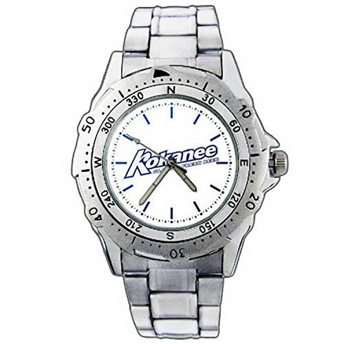 mens-wristwatches-pe01-1156-kokanee-glacier-fresh-beer-logo-bar-stainless-steel-wrist-watch